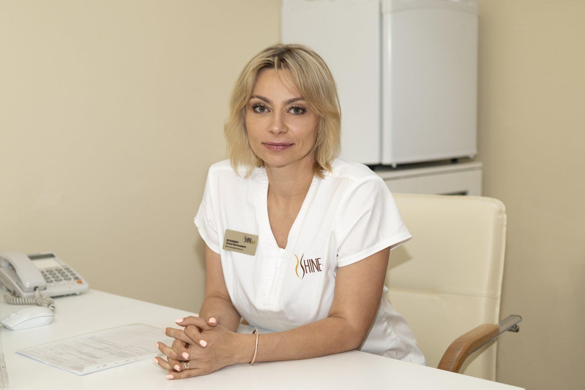 Консультация гинеколога в ШайнЭст