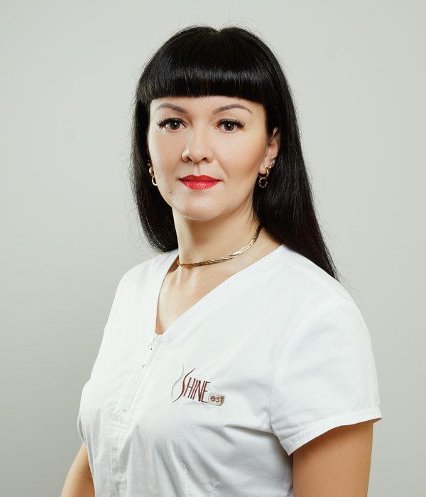 Макаренко Жанна Валерьевна