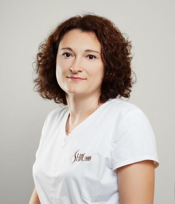 Лашова Наталия Викторовна
