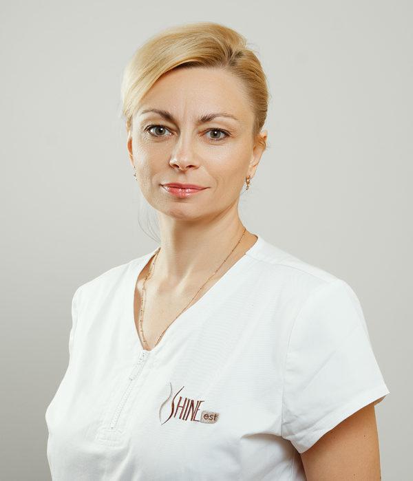 Ясюкевич Ольга Васильевна