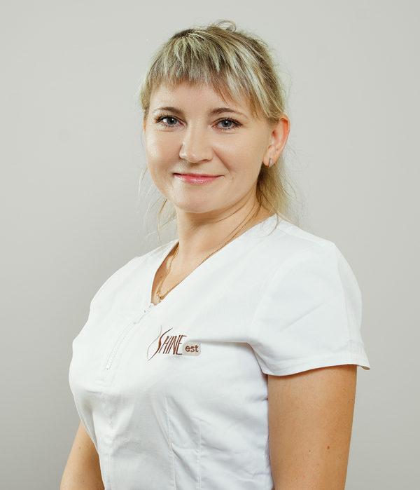 Соколовская Татьяна Михайловна