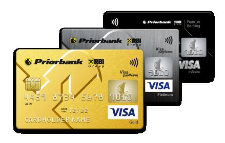 Программа лояльности KEYcard с картой от Приорбанк