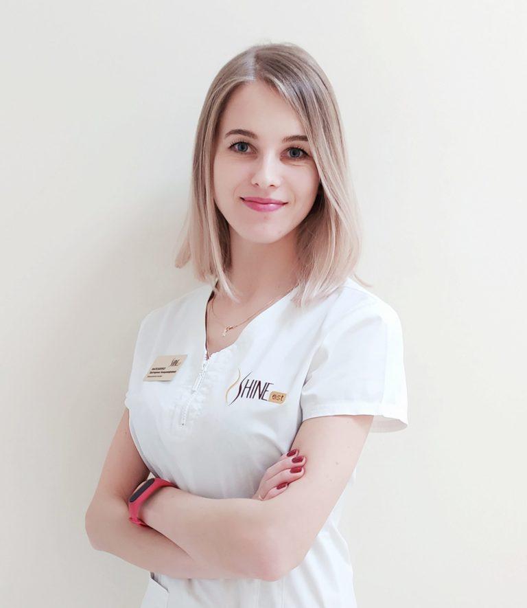 Матюшенко Екатерина Владимировна