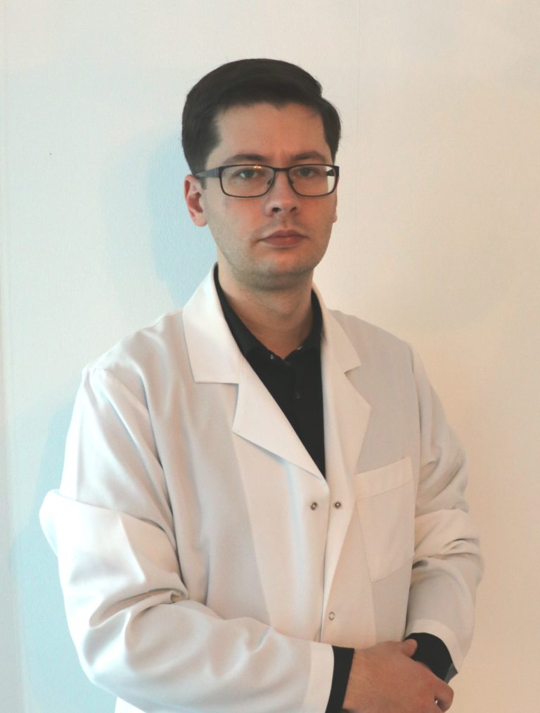 Заломский Дмитрий Андреевич