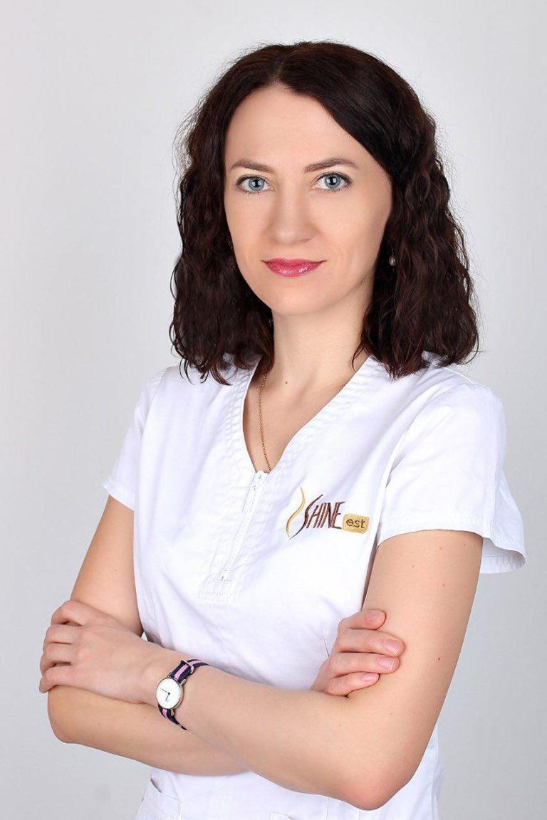 Хомич Наталья Викторовна