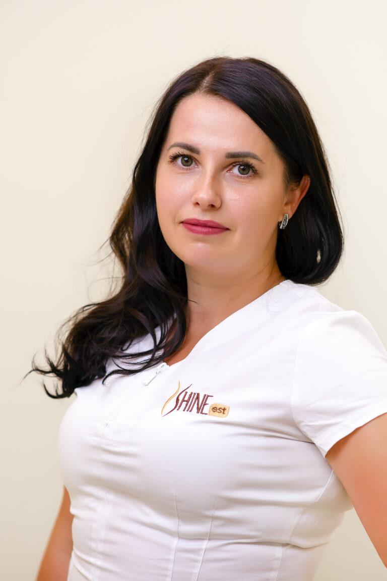 Санжара Алена Сергеевна