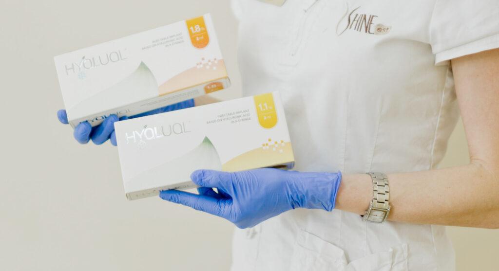 Биоревитализация препаратом Гиалуаль